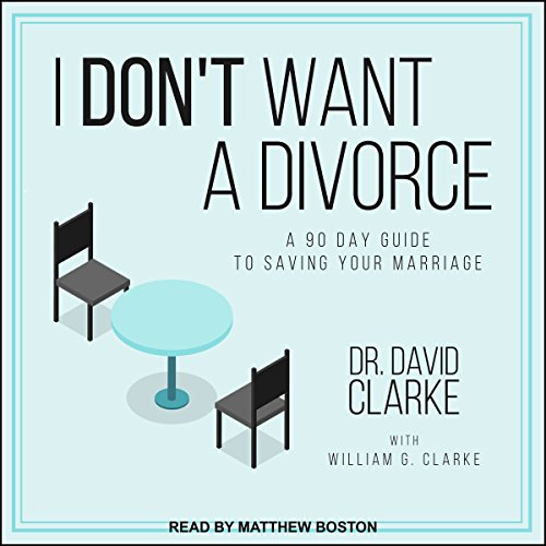 I Don't Want a Divorce cover art