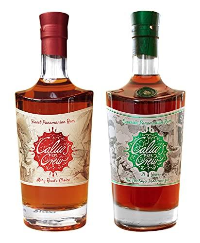 Calicos Crew Rum - Das Zweierset zum Sonderpreis mit The Doctors Tranquilizer und Mary Reads Choice