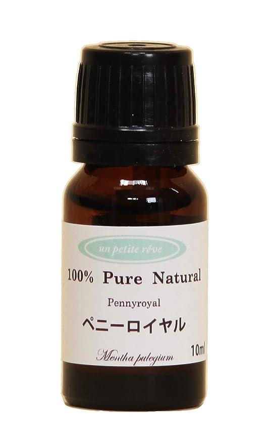 誤解する多数の怒るペニーロイヤル  10ml 100%天然アロマエッセンシャルオイル(精油)