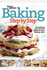 Baking Step by Step: Better Homes and Gardens (Better Homes and Gardens Cooking) Paperback