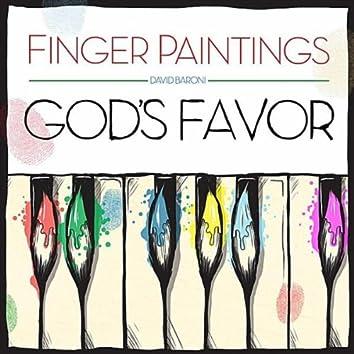 Fingerpaintings: God's Favor
