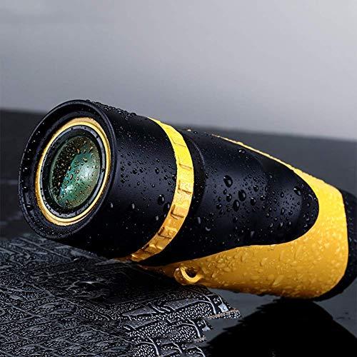 Drohneks Fernglas - 10 X 42 Kompaktes BaK-4 Prisma Wasserdicht Fernglas Teleskop für Vogelbeobachtung, Reisen, Outdoor, Sightseeing, Klettern, Konzertbemühungen