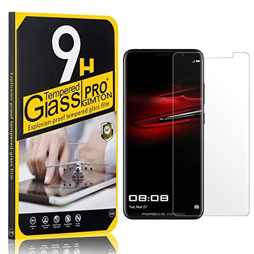 GIMTON Displayschutzfolie für Huawei Mate RS, Ultra klar Schutzfilm aus Gehärtetem Glas, Anti Kratzen Displayschutz Schutzfolie für Huawei Mate RS, 3 Stück
