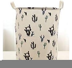 BASKET Panier à linge, sac de panier à linge Cactus paniers de rangement de vêtements d'ananas de fruits vêtements de mais...