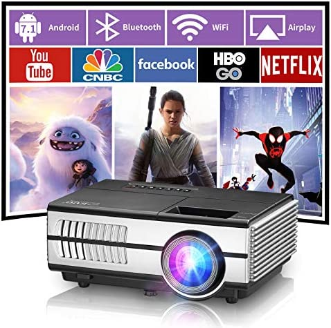Top 10 Best airplay projector Reviews