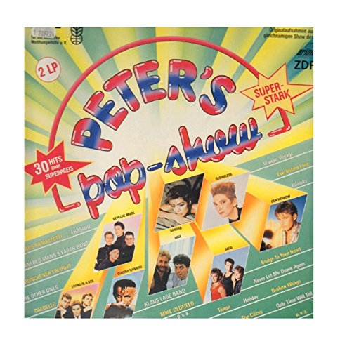 Peter's Pop Show (1987) [Vinyl LP]