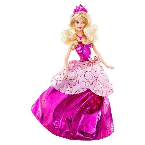 Mattel V6827 - Barbie, Puppe Blair aus Die Prinzessinnen-Akademie
