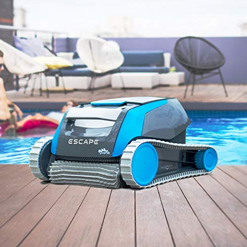 Best Dolphin Pool Cleaner Reviews - Dolphin Escape Robotic Above Ground Pool Cleaner