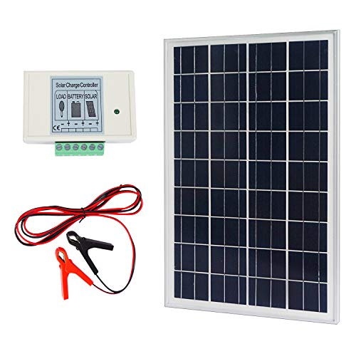 Solar Battery Chargers & Charging Kits