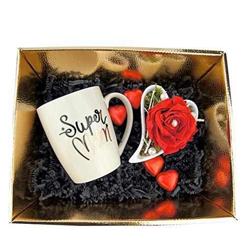 Geschenke für Mama (Auswahl), Beste Mama, Geschenk Muttertag, Mama Boxen:Mama4