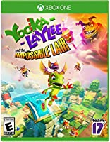 Yooka-Laylee and the Impossible Lair(輸入版:北米)- XboxOne