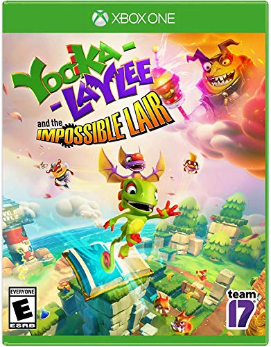 Yooka-Laylee: The Impossible Lair - Xbox One