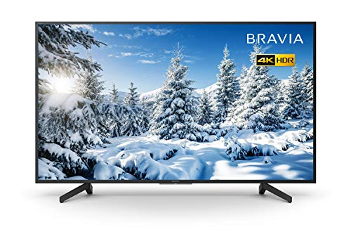 Sony BRAVIA KD55XG7002ABU 55 Inch LED 4K HDR Ultra HD Smart TV - Black (2019 Model) (Amazon Exclusive)