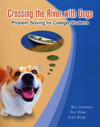 Crossing the River with Dogs: Problem Solving for College...