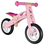 Rad star-scooter ru-10-wd-st Flamingo Bike, pink für Kinder bei Amazon