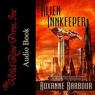 Alien Innkeeper  audiobook cover art