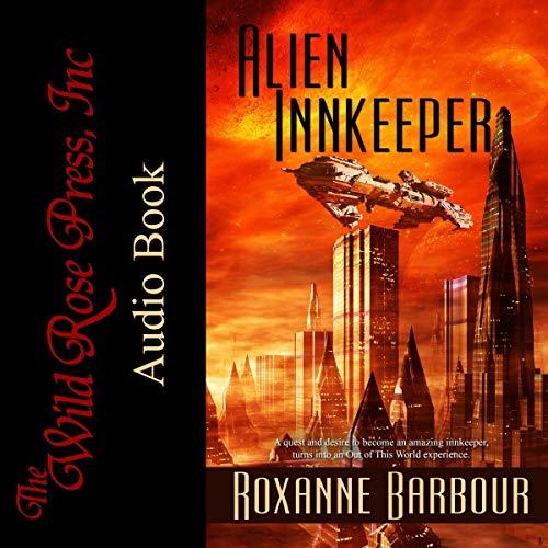 Alien Innkeeper  cover art