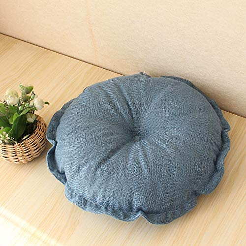 Guoc Yoga Meditation Cushion With Washable Cover,Soft Round Cotton Design For Meditating And Sizes Are Available