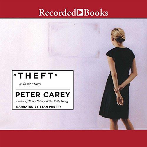 Theft audiobook cover art