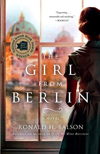 Image of The Girl from Berlin: A Novel (Liam Taggart and Catherine Lockhart, 5)