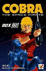 Cobra The Space Pirate - Box 2, Volumes 6 à 10 de Buichi Terasawa