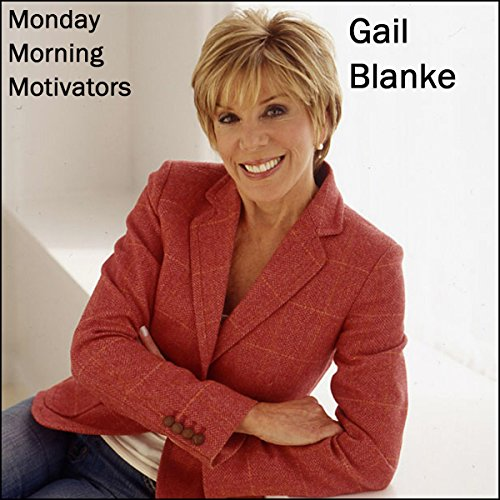 Monday Morning Motivators audiobook cover art