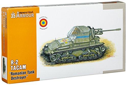 Unbekannt Special Hobby sa35003 – Modélisme Jeu de r 2 tacam Romanian Tank Destroyer