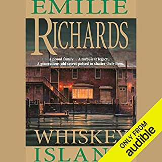 Whiskey Island                   By:                                                                                                                                 Emilie Richards                               Narrated by:                                                                                                                                 Brooke Butterworth                      Length: 2 hrs and 53 mins     43 ratings     Overall 3.7