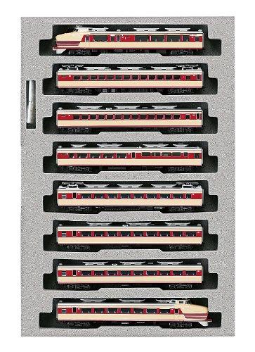 カトー 151系「こだま・つばめ」8両基本セット 10-530