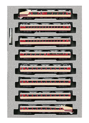 KATO Nゲージ 151系 こだま・つばめ 基本 8両セット 10-530 鉄道模型 電車