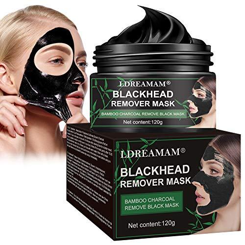 Mitesser Maske, Peel off Maske, Blackhead Maske für Gesicht Nase Akne Schwarze Gesichtsmaske Peel-Off Maske für Mitesser Ölkontrolle -120g