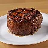 4 (8 oz.) Filet Steaks + Seasoning from the Texas Roadhouse Butcher Shop