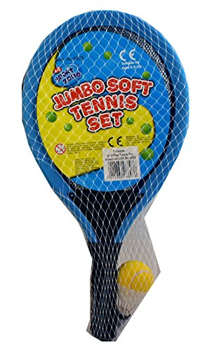 A to Z, 06893- Set da Tennis Jumbo Morbido