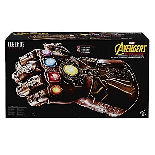 Marvel Avengers – Guante electrónico articulado