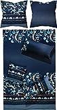 Bassetti Bettwäsche CIVITA B1 blau 135x200 cm