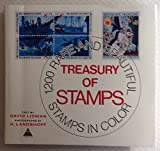 Treasury of stamps: 1,200 rare and beautiful stamps in color