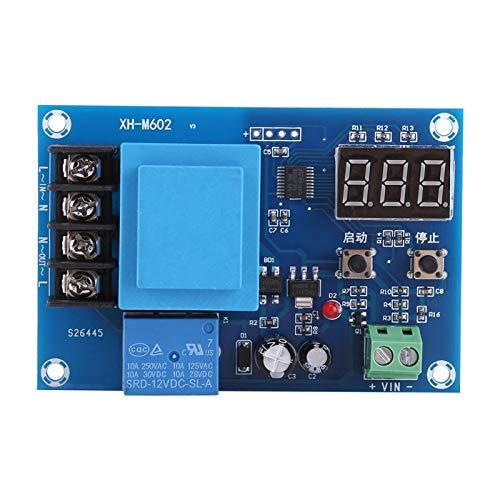 Placa de protección de batería Aramox, placa de protección de interruptor de módulo controlador de carga de batería de almacenamiento de litio de plomo-ácido de 220 V