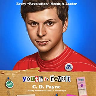 Youth in Revolt audiobook cover art