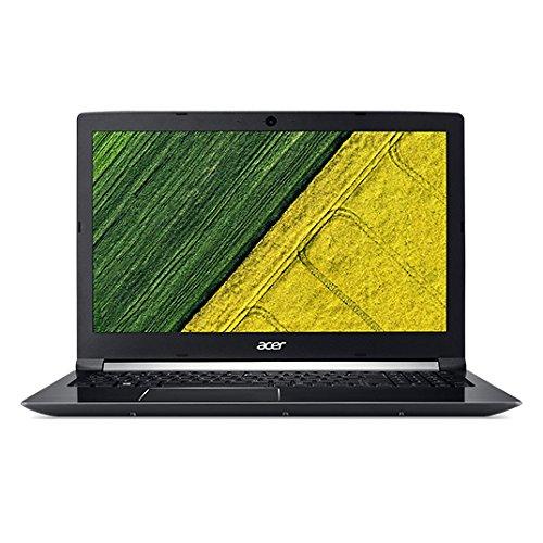 "Acer Aspire 7 A715-71G-71NC 15.6"" Intel Core i7-7700HQ (2.80 GHz) NVIDIA GeForce GTX 1050 8 GB Memory 1 TB HDD Windows 10 Home 64-Bit Gaming Laptop"