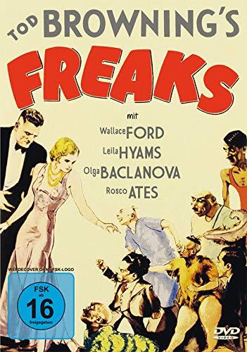 Freaks (Mißgestaltete) - deutscher Ton - Tod Browning