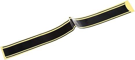 Motorcycle Tank Fairing Cowl Vinyl Stripe Pinstripe Decal Sticker for Cafe Racer