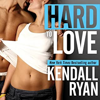 Hard to Love                   By:                                                                                                                                 Kendall Ryan                               Narrated by:                                                                                                                                 Alexandria Wilde,                                                                                        Sean Crisden                      Length: 4 hrs and 36 mins     360 ratings     Overall 4.2