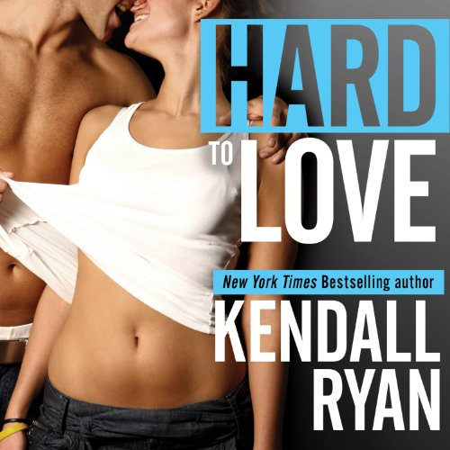 Hard to Love audiobook cover art