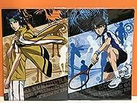 テニスの王子様 英国式庭球城決戦! クリアファイル 2枚セット アニメイトピア