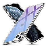 ESR Glas Hülle kompatibel mit iPhone 11 pro Hülle - Kratzfeste 9H Panzerglas Rückseite mit...
