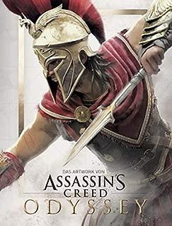 Das Artwork von Assassin's Creed Odyssey: Exklusive Einblicke in die Entstehung des spektakulären Videogames