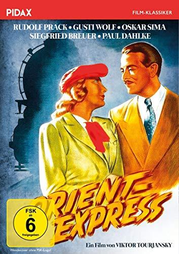 Orient-Express / Spannender Kriminalfilm im Agatha-Christie-Stil mit Starbesetzung (Pidax Film-Klassiker)