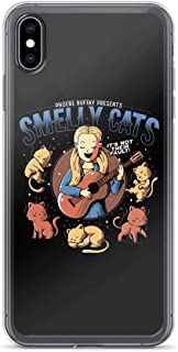Compatible for iPhone 7 Plus/8 Plus Smelly Cats Funny Fictional Character Cute Kittens Cartoon
