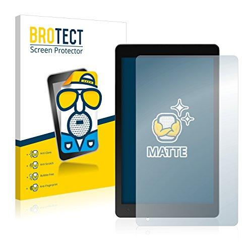 BROTECT 2X Entspiegelungs-Schutzfolie kompatibel mit Medion Lifetab P10606 (MD 60526) Bildschirmschutz-Folie Matt, Anti-Reflex, Anti-Fingerprint