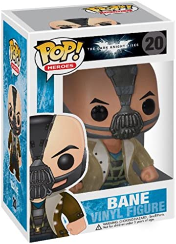 DC Comics Funko Pop. Helden Dark Knight Rises Bane Figur